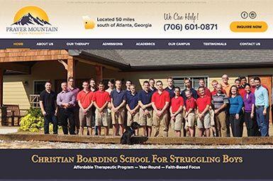 Prayer Mountain Boys Academy