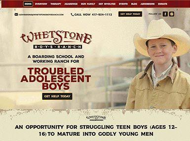Whetstone Boys Ranch